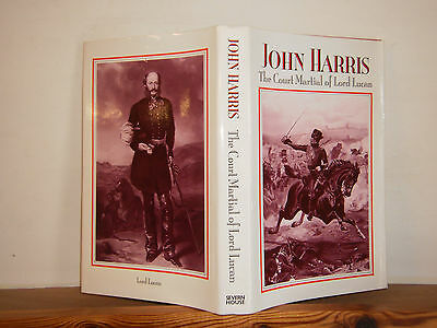 The Court Martial of Lord Lucan by John Harris (HB in DW 1987) Light Brigade