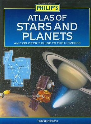 Atlas of Stars and Planets: A Beginner's Guide to the Universe (Philip's Astron