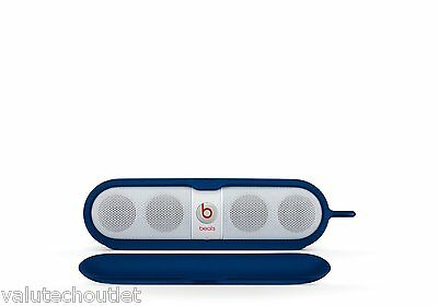 Beats by Dr. Dre Pill Sleeve Silicone Speaker Case Cover - Blue (MHA2G/A)