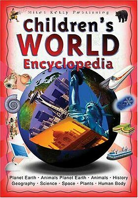 Children's World Encyclopedia (256 flexis) By Sean Connolly