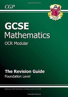GCSE Maths OCR Modular Revision Guide - Foundation By Richard Parsons