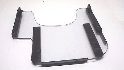 """Wheelchair Food Tray w/ Mounting Brackets 23"""" - Excellent condition!!"""