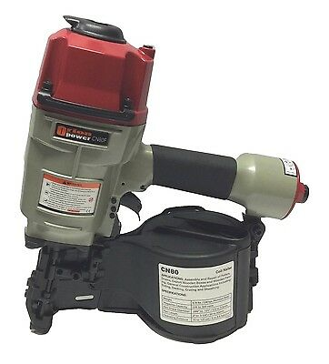 Orion Power Cn80F Professtional Coil Nailer /Superb Quality-next day delivery
