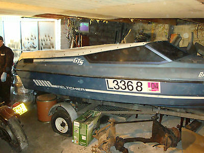 Fletcher GTS Speedboat Project