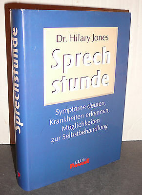 Jones, Hilary, Dr.  -  Sprechstunde