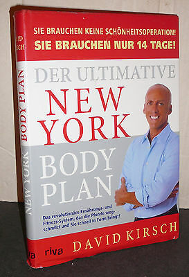 Kirsch, David  -  Der ultimative New York Body Plan