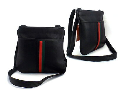 Borsello Borsa tracolla per uomo in pelle BIO messenger bag fashion BORSELLINO