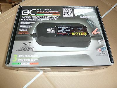 Battery Charger Easy 6 No Button Charger For Harley Davidson