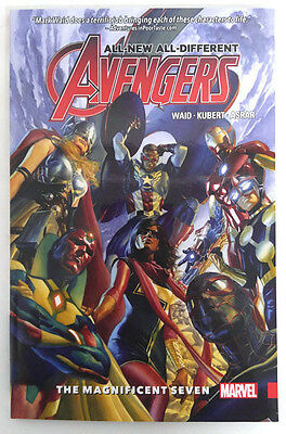 Marvel Comics All New All Different Avengers Vol 1 NM TPB