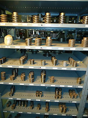 12 Pitch Left Hand Worm & Worm Gears, mfg Union Gear, LOT SALE