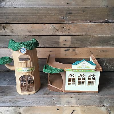 Sylvanian Families Country Tree School House