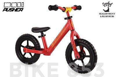 EASTERN BIKES RED PUSHER Bike Only 4.5 Pounds!