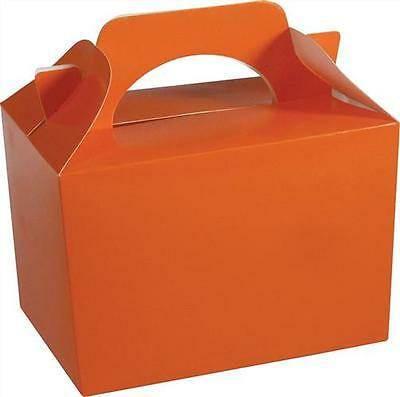 Wholesale Job Lot 150 Orange Food Boxes *Party *Boys *Girls