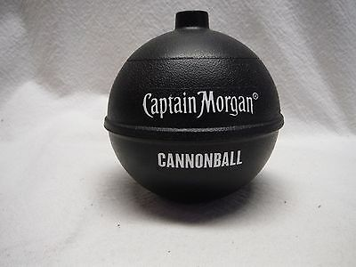Captain Morgan Rum Cannonball Plastic Drink Cup