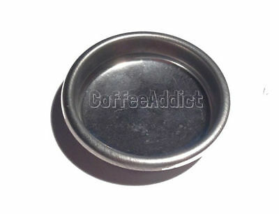 Blind Filter Group Head Back Flushing 58mm for Espresso Coffee Machines