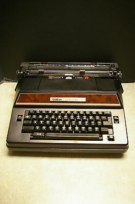 Vintage 'brother Correct-O-Ball Xl-I' Typewriter Tested And Works
