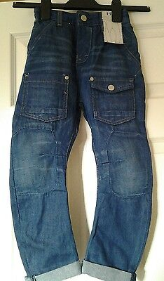 Boys Next O-Leg Jeans age 6-7 years brand new with tags.