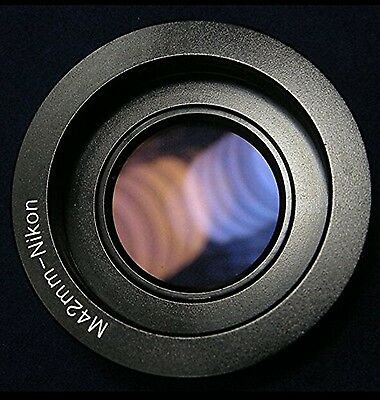 VILTROX M42-Nikon M42 lens to Nikon DSLR SLR camera F Mount Adapter ring With...