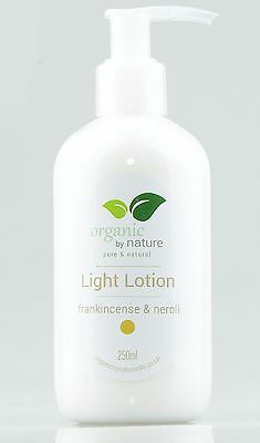ORGANIC FRANKINCENSE LOTION CREAM -Natural Treatment for Acne Scarring Removal