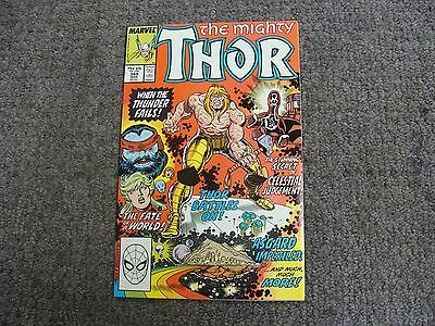 "Thor #389 (1988) ""Alone Against the Celestials!"" * Marvel Comics *"
