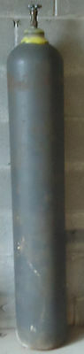 High Pressure Steel Large Capacity CO2 GAS Cylinder DOT Spec ICC-3A2015