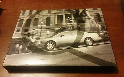 1997 Infiniti Q45 Boxed Photo and Video Kit for Press and Dealerships