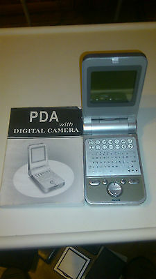 Pda With Digital Camera