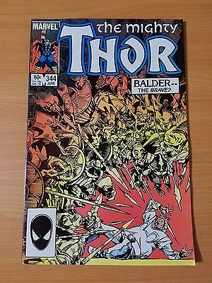 The Mighty Thor #344 ~ NEAR MINT NM ~ (1984, Marvel Comics)