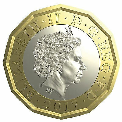 Straight Six Coin Mechanism set for new £1 coin