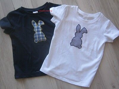 Boy Girl  Baby Easter t-shirt size 000-6yrs  Brand New  Hand Appliqued.