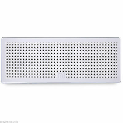 Xiaomi Rectangle Bluetooth 4.0 Portable Wireless Speaker Stereo White F01