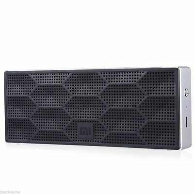 Xiaomi Rectangle Bluetooth 4.0 Portable Wireless Speaker Stereo Black F01
