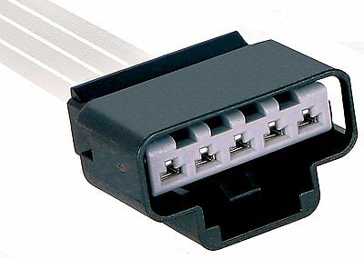ACDelco PT1693 GM #89046647 5-Way Female Multi-Purpose Pigtail - Free Shipping