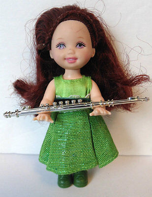 KELLY DOLL - Lorena Musician Career Day 2001  - loose Barbie sister family - #2