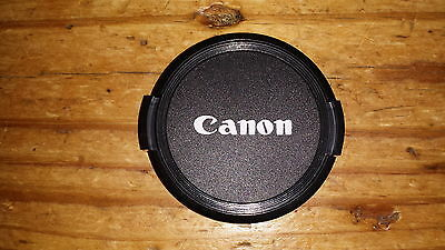 55mm Front Lens Cap For Canon made by Sonia.