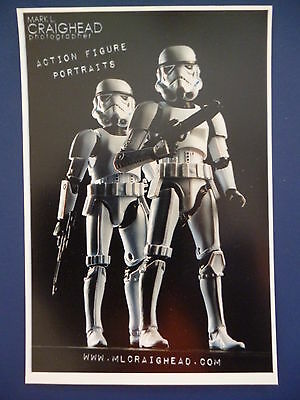 Star Wars action figure picture Star Wars Storm Troopers