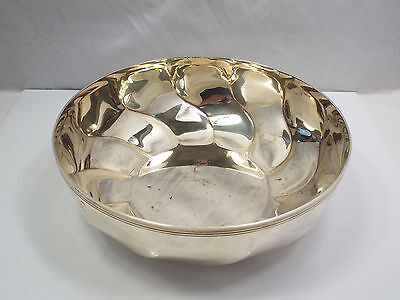Christofle France Silverplate Candy Bowl or Small Serving Dish