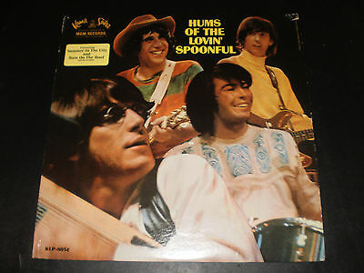 Hums Of The Lovin` Spoonful Kama Sutra Mgm Records  Album Is In Excellent Cond.