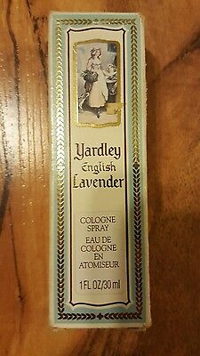Yardley english lavender Womens Perfume Collectable Fragrance