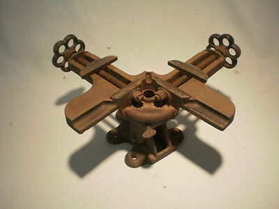 Stanley # 400 Miter Vise Cast Iron Picture Framing Tilting Clamp Made In The USA