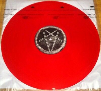 SLAYER – Repentless – RED LP (LTD 500) – NEW & SEALED