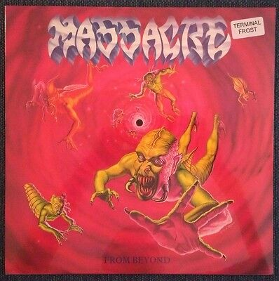 MASSACRE – From Beyond – TERMINAL FROST LP (LTD 100) – NEW & SEALED