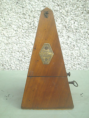 Antique Maelzel  Metronome In Working Order