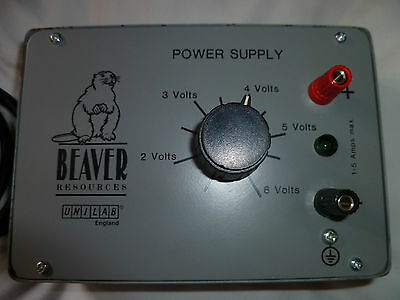 Unilab  Beaver Variable Output Power Supply