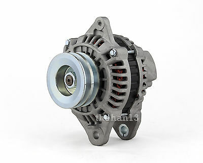 125 Alternator To Fit Mitsubishi Pajero   Nj Nk Nl Nm Np 4M40 2.8L  Diesel