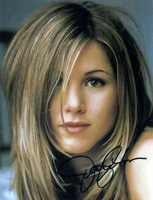 Jennifer Aniston Hand Signed Autograph Preprint Photo Picture Along Came Polly