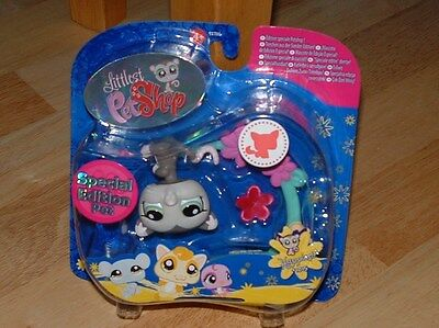 Littlest Pet Shop SPECIAL EDITION HAPPIEST POSSOM #1015 RETIRED!