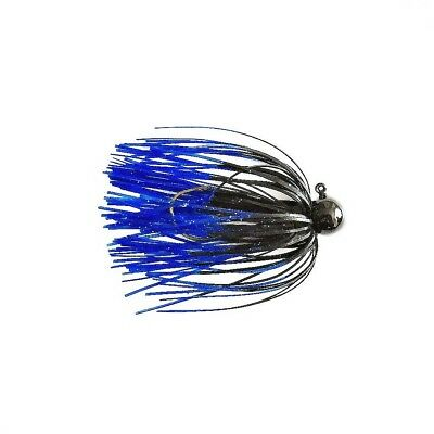 BBCB Skirted Jig Cast-R 21g Finesse Jig Fransen Köder Bass