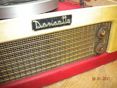 Dansette Junior Delux Record Player  -  Not Working