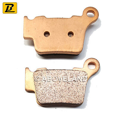 Sintered Rear Brake Pads For KTM EXC125 EXC200 EXC250 EXC300 EXC-F 350